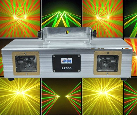 double-rgy-laser